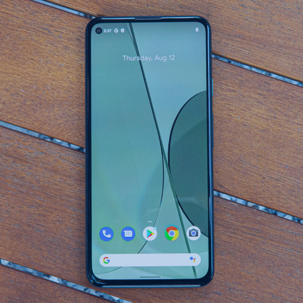 Best Android under $500 Google Pixel 5a